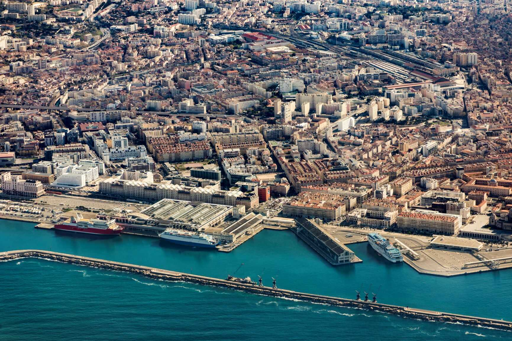 Accompagner le développement du Grand Port Maritime de Marseille