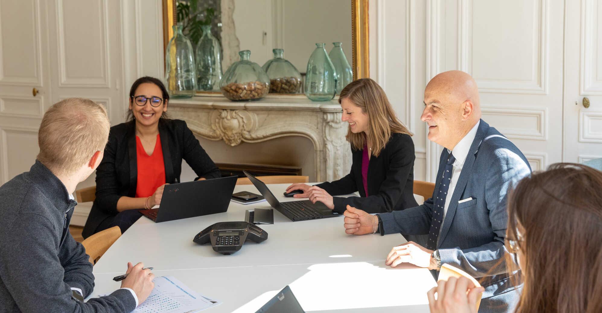 Photo Réunion Collaborateurs - KYU